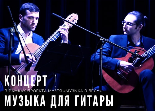 Изображение-превью для концерта Музыка для гитары