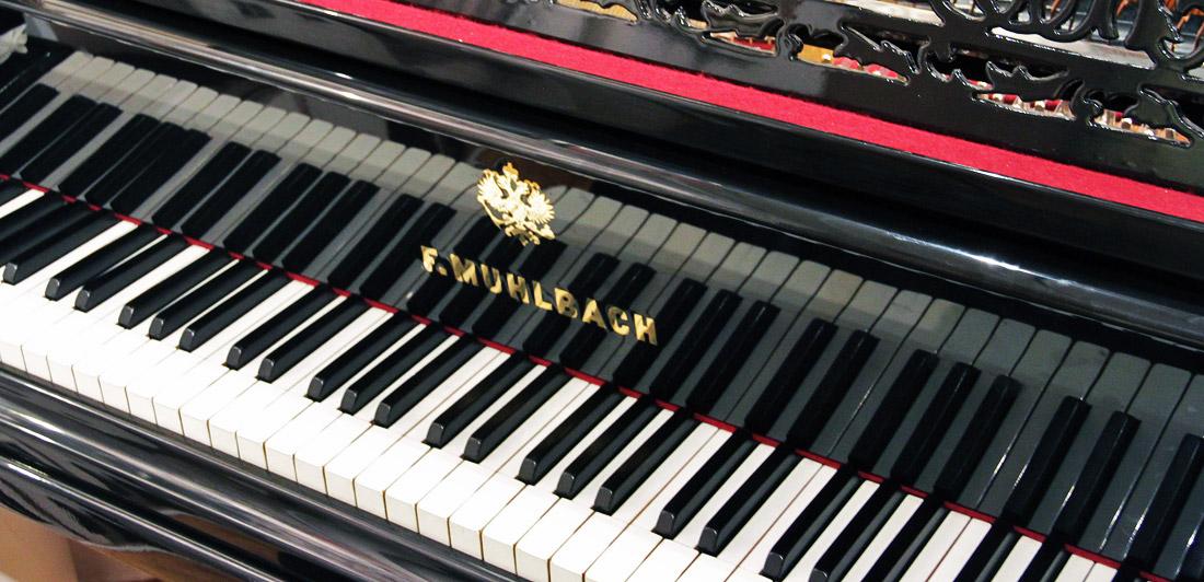 Титульное изображение рояль