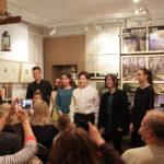 В музее прошла традиционная акция «Ночь искусств»