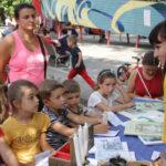 Музейный фестиваль «Летние» дни прошел в саду Н. Э. Баумана