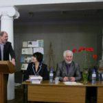 Открытое заседание кафедры в Литинституте