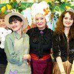 Новогоднее представление «В гостях у Паустовского»