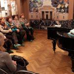 Заседание клуба «Русские традиции» в Московском литературном музее-центре К. Г. Паустовского