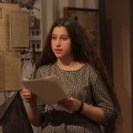 В музее прошел литературно-музыкальный концерт