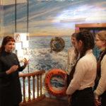 В Музее К. Г. Паустовского прошли первые занятия в рамках проекта «Московский экскурсовод»